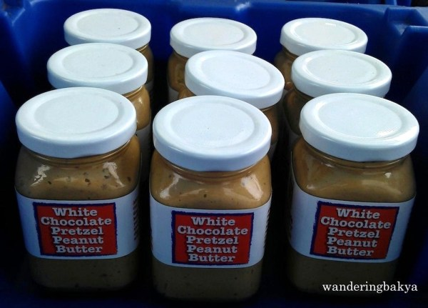 Gng. Bukid White Chocolate Pretzel Peanut Butter
