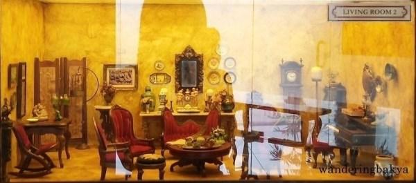 Miniature living room 2