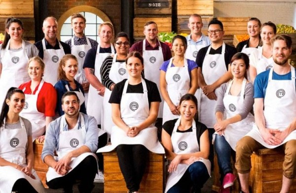 MasterChef Australia Season 8 contestants. Photo from movienewsguide.com