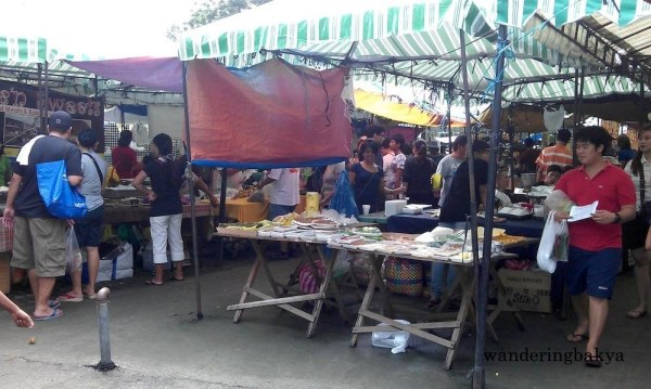 Sidcor Sunday Market at Eton Centris