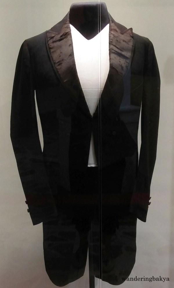 President Manuel L. Quezon's tailcoat