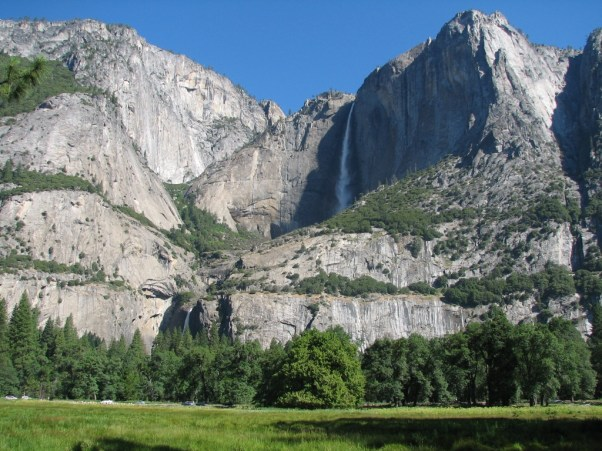 Matt Emerson WBNL Yosemite National Park Yosemite Falls from Meadow