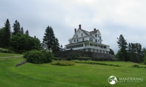 Matt Emerson WBNL Blair Hill Inn Maine