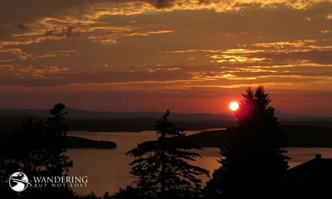 The Blair HIll Inn is the Jewel of Moosehead Lake