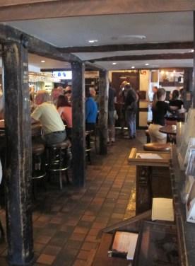 Matt Emerson WBNL Boston Warren Tavern Bar