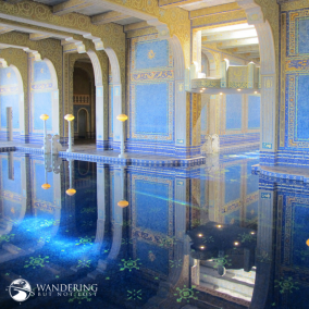 Matt Emerson WBNL Hearst Castle - Roman Pool