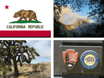 California's National Parks