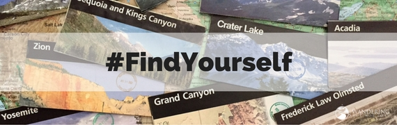 #FindYourself In Our National Parks