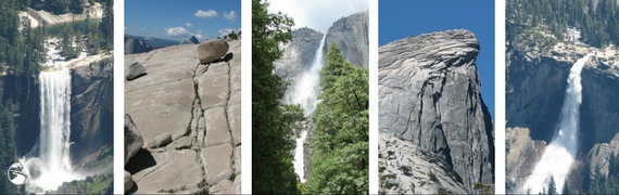 Wandering But Not Lost Yosemite Images