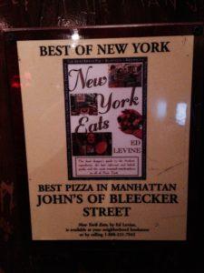 John's Pizza Wandering But Not Lost Matt Emerson