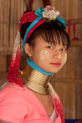 November: Visited the Long Karen tribe in Chiang Mai.