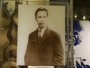 Young Ho Chi Minh