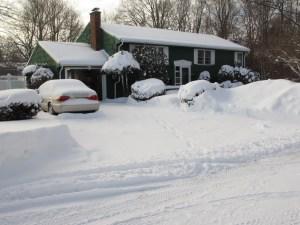 home in Peabody, circa Jan 2015
