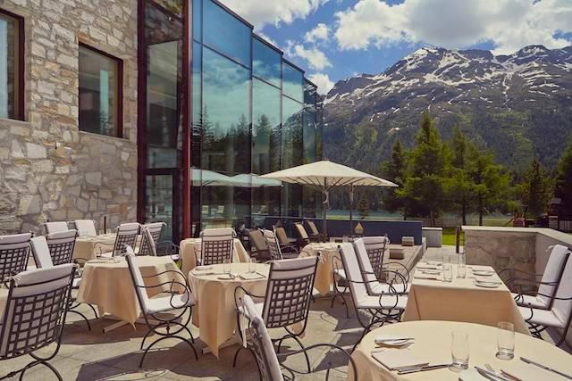 Badrutt's Palace Hotel St Moritz