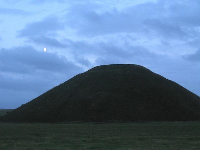 Silbury Hill Avebury Stone Circle