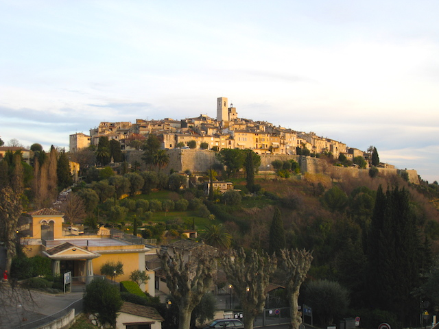 St Paul de Vence, South of France