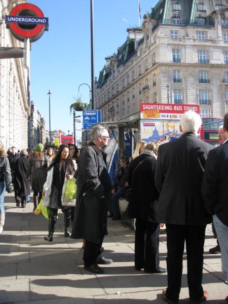 Cultural sensitivity in London, Britain's biggest city