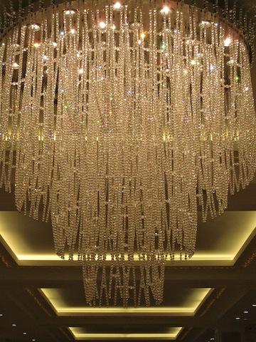 Bad Ragaz luxury spa crystal