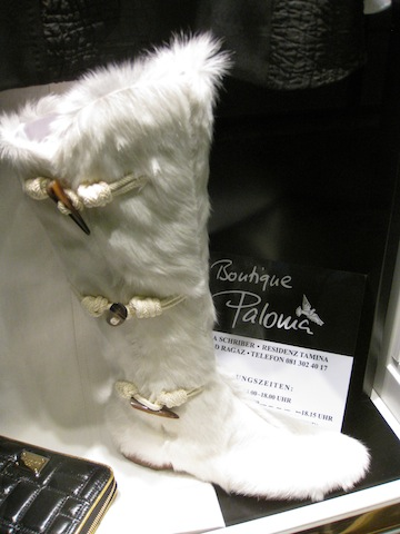 Bad Ragaz luxury shopping