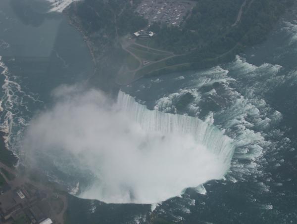 Things to do in Canada, see Niagara Falls