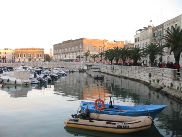 Visiting Puglia, Italy: fishing village of Molfetto
