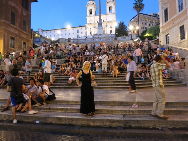 Solo travel in Rome, Italy. How to avoid a hotel disaster.