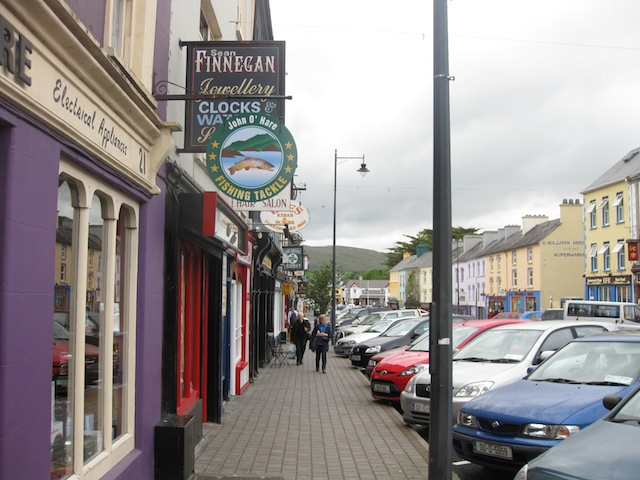 A sleepy town with a mystical connection, Kenmare, Ireland