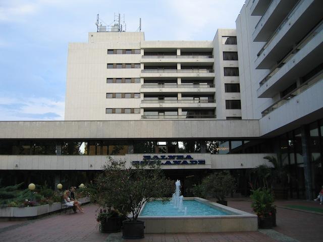 Balnea Esplanade spa hotel Piestany Slovakia