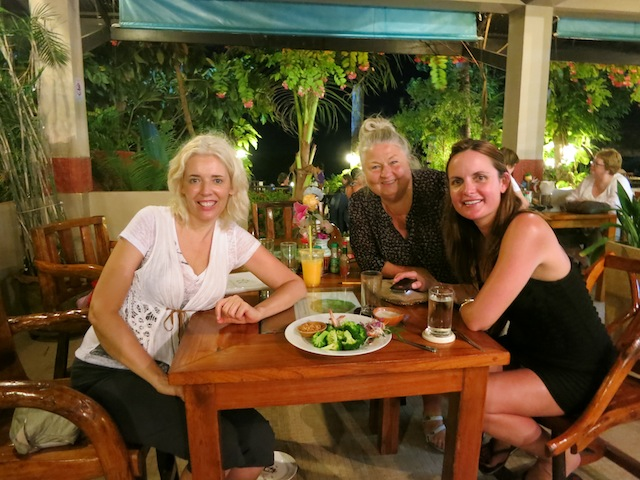Soul searching in Thailand, new friends