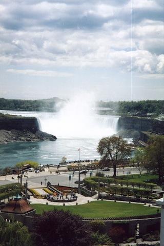 Niagara Falls - a sight worth seeing