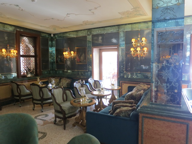 Inspiration at the Gritti Palace Hotel Venice