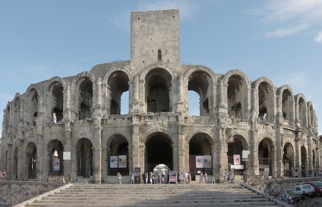 France Arenes Amphitheatre Arles Provence
