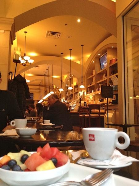Best coffee shop in Montreal Vasco da gama