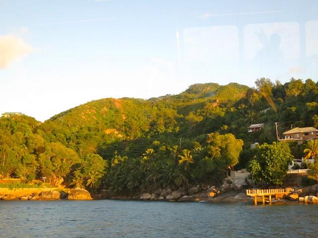 Seychelles islands cruise