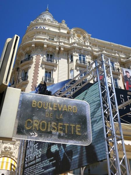 Cannes 2014 blog report from Boulevard del la Croisette