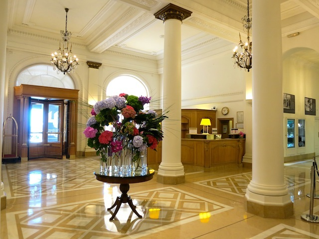 Inside the Carlton Hotel Cannes