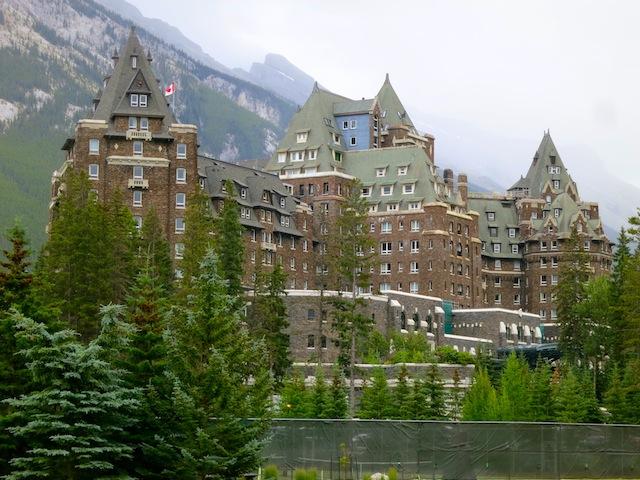 Fairmont Banff Springs Hotel, Banff's best hotel