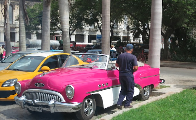 Car in Havana
