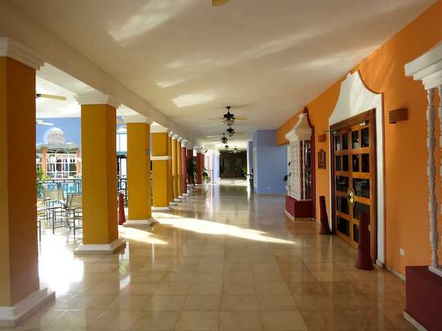 Iberostar Varadero Cuba hallway