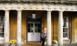 Spa reviewer goes to Lucknam Park near Bath