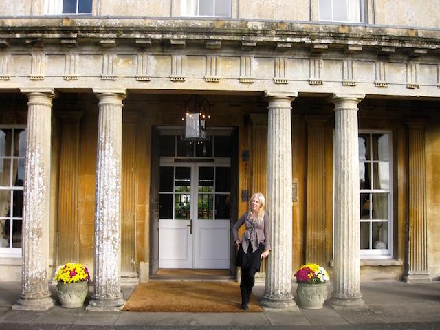 Spa reviewer goes to Lucknam Park near Bath