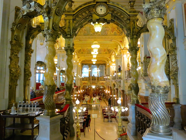 Things to do in Budapest Visit New York Cafe Budapest, Boscolo Hotel