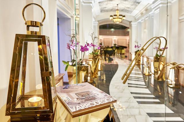Liszt in Budapest, Aria Hotel Budapest