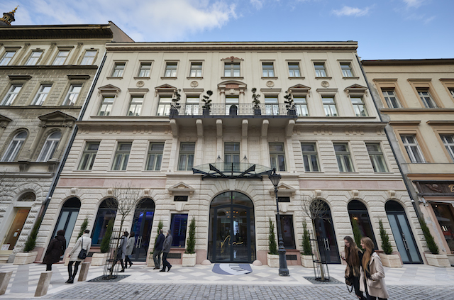 Luxury boutique Aria Hotel Budapest