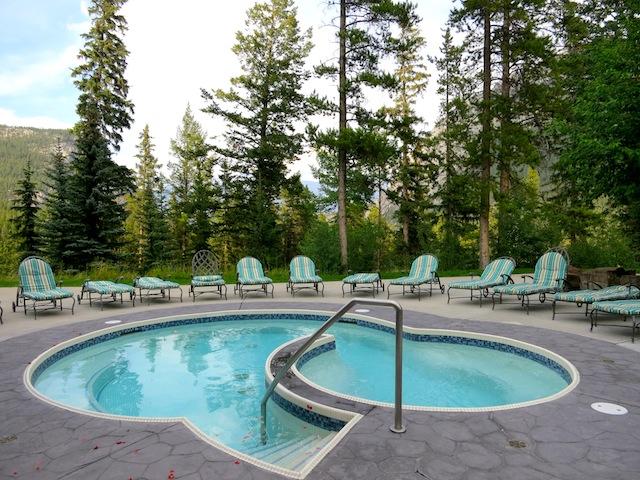 Fairmont Banff Springs spa, Willow Stream Spa, Banff, Canada, Rocky Mountains