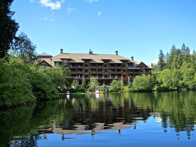 Nita Lake Lodge in Whistler Creekside review, Nita Lake