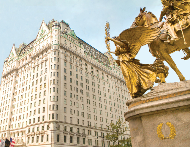 Why I Will Always Stay at the Plaza Hotel when in NYC!