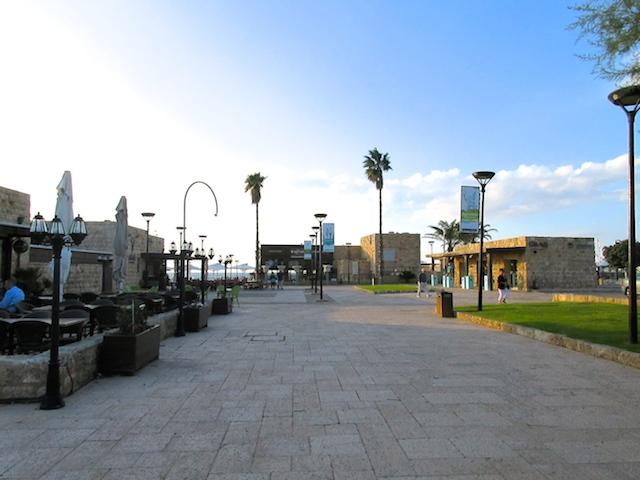 Modern Caesarea in Israel
