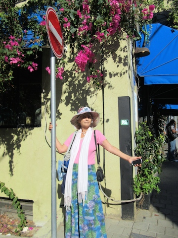 One day in Old Jaffa, Tel Aviv, with tour guide Paule