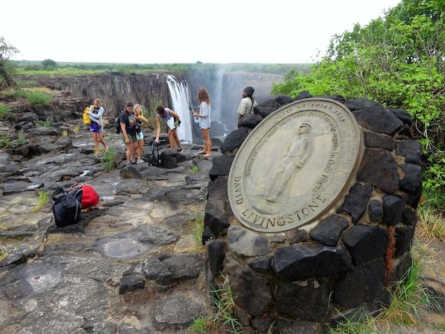 Victoria Falls Devil's Pool Livingstone Island